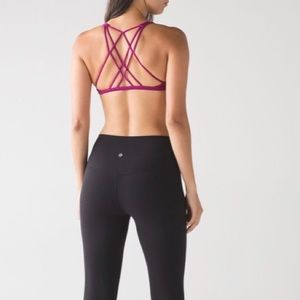 Lululemon Free To Be Zen Bra